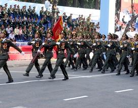 Diễu binh, diễu hành mừng ngày thống nhất đất nước