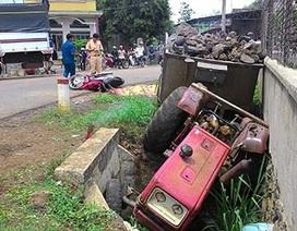 Xe máy cày tông chết người