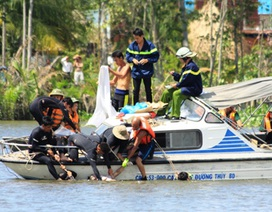 Lật thuyền trên hồ Trị An, 3 trẻ chết đuối