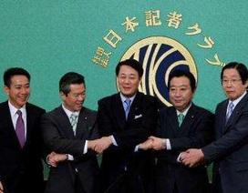 5 ứng viên đua ghế thủ tướng Nhật