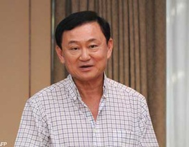 Cựu Thủ tướng Thái Lan Thaksin đến Campuchia