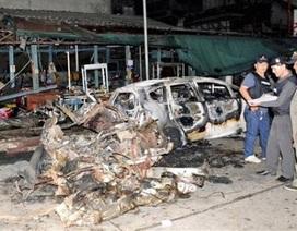 Đánh bom liên hoàn ở nam Thái Lan, hàng chục người thương vong