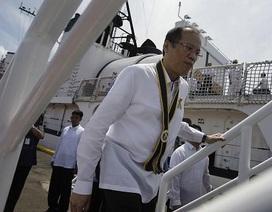 Philippines tìm kiếm sự ủng hộ của Nhật Bản trong vấn đề Biển Đông