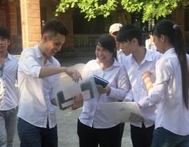 Nam Định: Hơn 21 nghìn học sinh đăng ký thi vào lớp 10 THPT