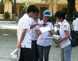Nam Định: Nhiều học sinh được miễn thi và xét công nhận tốt nghiệp THPT