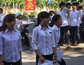 188 thí sinh bị xử lý kỷ luật ở 2 môn thi Địa và Hóa