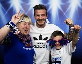 Beckham hy vọng thắp đuốc trong lễ khai mạc Olympic London