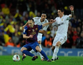 """Real Madrid và Barcelona """"hành xác"""" ngay từ đầu mùa"""