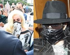 Lady Gaga 'nhái' phong cách của Michael Jackson