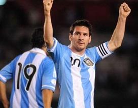 Messi tạo siêu phẩm đá phạt, Argentina đánh gục Paraguay
