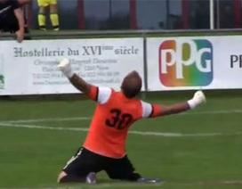 Chiêm ngưỡng bàn thắng đẹp nhất của một thủ môn