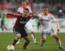 Bayern Munich bất ngờ sẩy chân trong trận derby vùng Bavaria