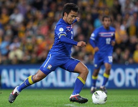 Datsakorn Thonglao khao khát phá dớp tại AFF Cup 2012