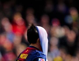 Pha bỏ lỡ cơ hội khó tin của Lionel Messi