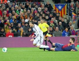 Tranh cãi xung quanh quả phạt đền mở tỷ số của C.Ronaldo