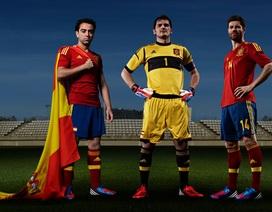 """Điểm danh những huyền thoại """"100 trận""""của tuyển Tây Ban Nha"""