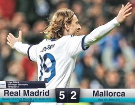 Chiêm ngưỡng màn phô diễn sức mạnh tấn công của Real Madrid