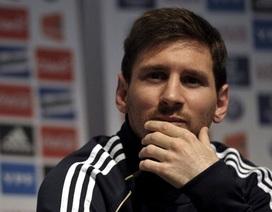 Lionel Messi: Xứng danh thủ lĩnh