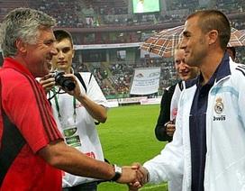 """Cannavaro sẽ là """"cánh tay phải"""" của Ancelotti tại Real Madrid?"""