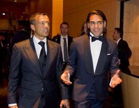 """Monaco hoàn tất thương vụ """"bom tấn"""" Falcao với 45 triệu euro"""