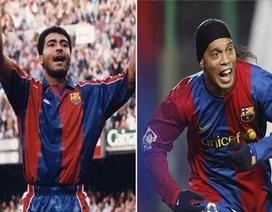 Barcelona: Miền đất hứa của những cầu thủ Brazil