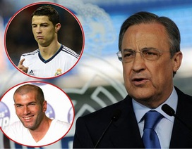 """Cách mạng tại Real Madrid: Zidane là """"kiến trúc sư"""", C.Ronaldo là """"hạt nhân"""""""