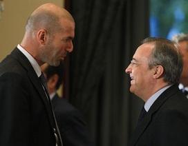 Mourinho ra đi, quyền lực ở Real Madrid về tay Zidane
