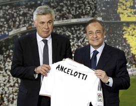 """Ancelotti: """"Real Madrid sẽ chơi bóng đá tấn công và đẹp mắt"""""""