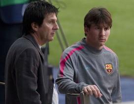 """Messi nộp 10 triệu euro tiền thuế để tránh """"phiền phức"""""""