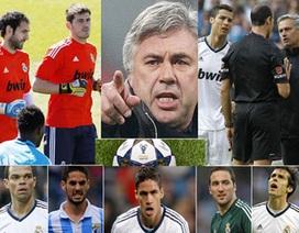Những thách thức dành cho Ancelotti tại Bernabeu