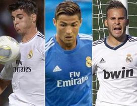 Carlo Ancelotti không cần thêm tiền đạo cho Real Madrid