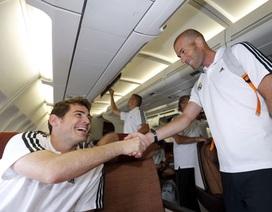 Real Madrid bắt đầu tour du đấu trên đất Mỹ