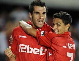 Manchester City hoàn tất thương vụ Negredo