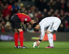 """Chủ tịch Barcelona """"đá xoáy"""" Real Madrid bằng thống kê penalty"""