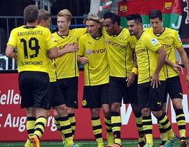 Dortmund tạo mưa bàn thắng ngay vòng đầu Bundesliga