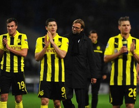 Borussia Dortmund: Phía trước là bầu trời