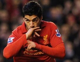 Luis Suarez gây sốc với tuyên bố muốn tiếp tục gắn bó với Liverpool