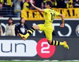 Dortmund duy trì mạch toàn thắng tại Bundesliga