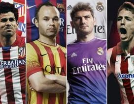 Hàng loạt ngôi sao rời La Liga: Buồn ơi chào mi