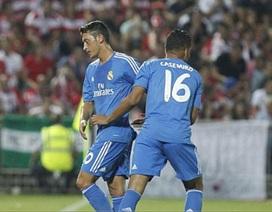 Ozil bất mãn với Ancelotti