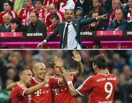Nhìn lại chiến thắng đầu tay của Pep Guardiola tại Bundesliga