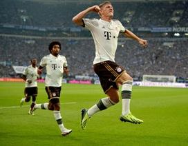 5 bàn thắng đẹp vòng 6 Bundesliga