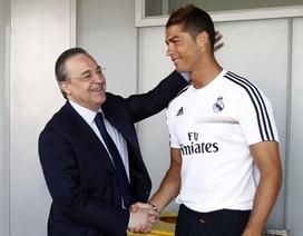 C.Ronaldo sẽ gia hạn hợp đồng với Real Madrid trước ngày 22/9