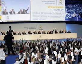 Doanh thu của Real Madrid ở mùa giải 2012-13 vượt mức 500 triệu euro
