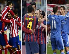 Vòng 14 La Liga: Vòng đấu của những bàn thắng