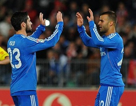 Những điểm nhấn từ chiến thắng ấn tượng của Real Madrid