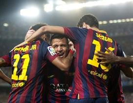 Barcelona xô đổ kỷ lục của Quinta del Buitre