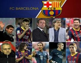 10 cái tên để lại dấu ấn lớn nhất tại Barcelona trong năm 2013