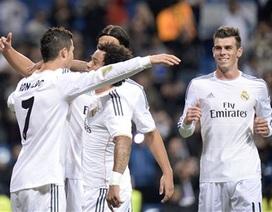 Real Madrid: Cỗ máy săn bàn số 1 châu Âu