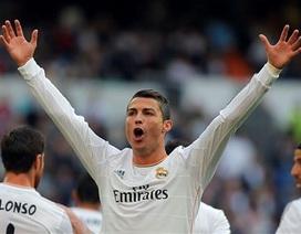 C.Ronaldo: Trở lại và hướng tới một loạt kỷ lục